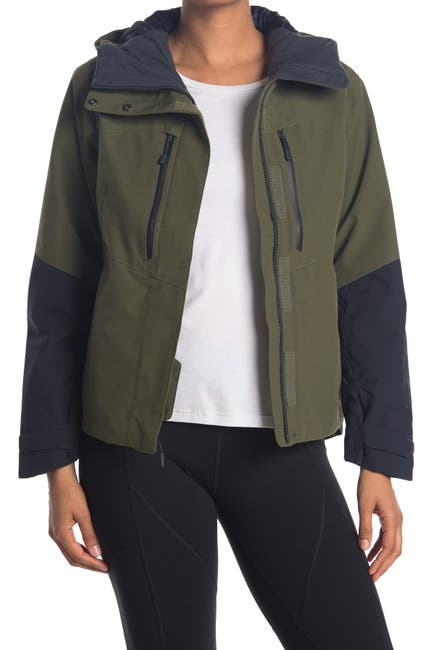 Image of MOUNTAIN HARDWEAR FireFall/2 Waterproof Insulated Hooded Jacket