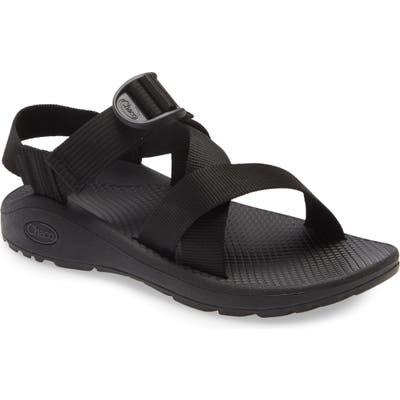 Chaco Mega Z/cloud Sport Sandal, Black