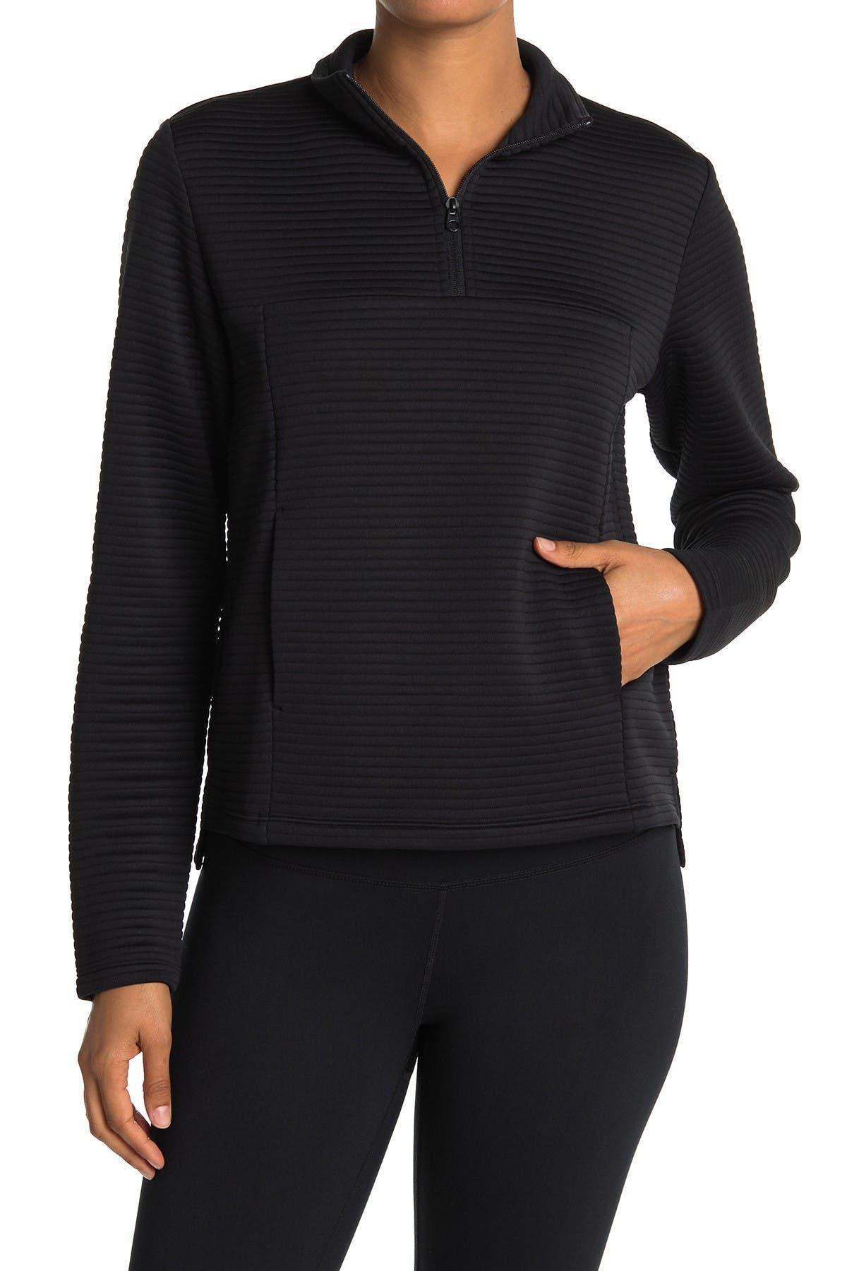 Image of Z By Zella Evolve Half Zip Sweater