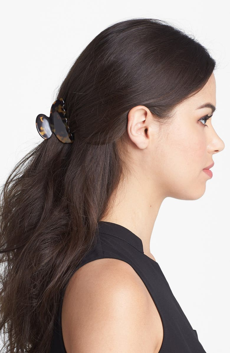 FRANCE LUXE Small Couture Jaw Clip, Main, color, TOKYO