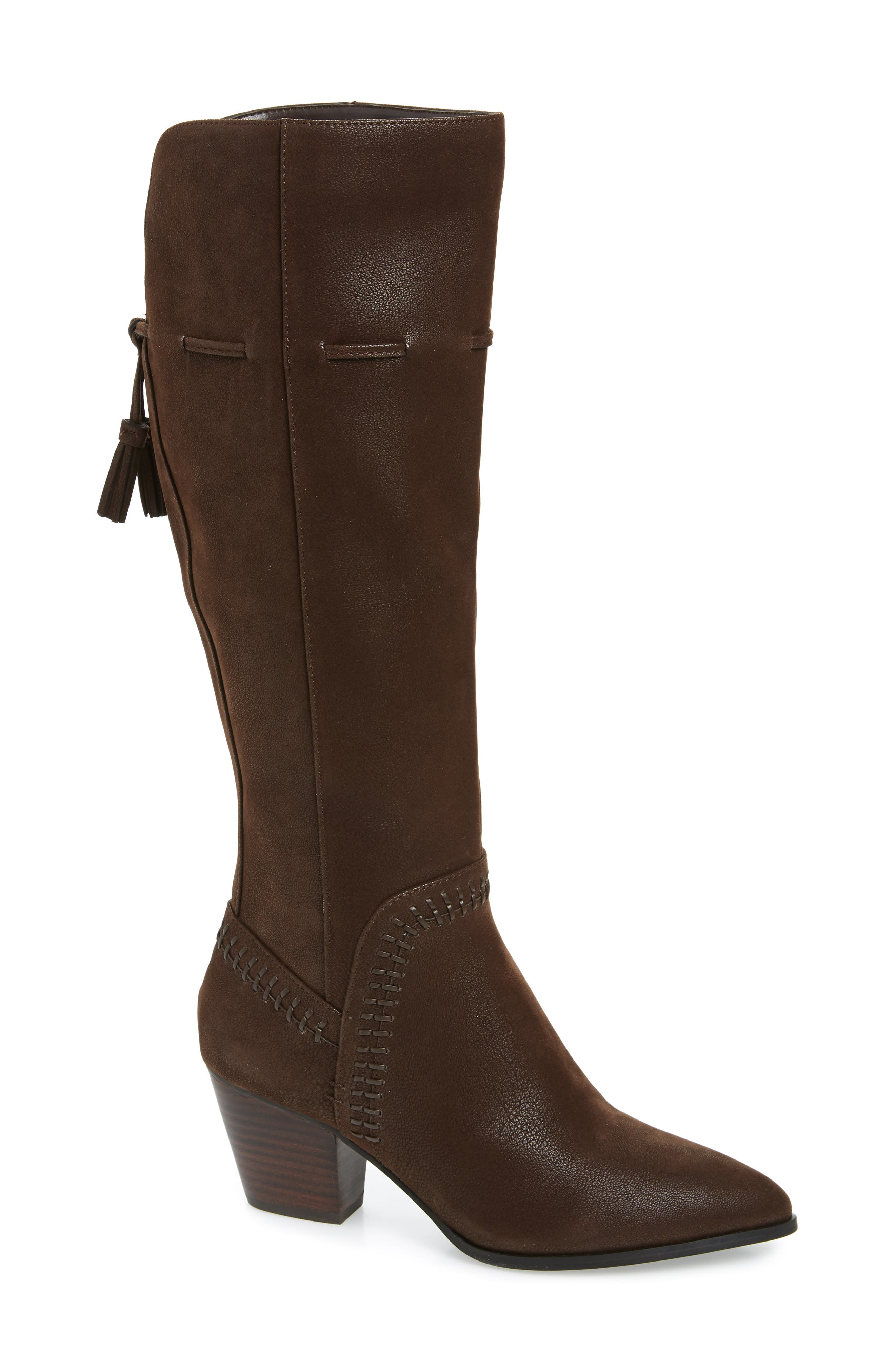 Bella Vita Eleanor Ii Knee High Boot N - Brown