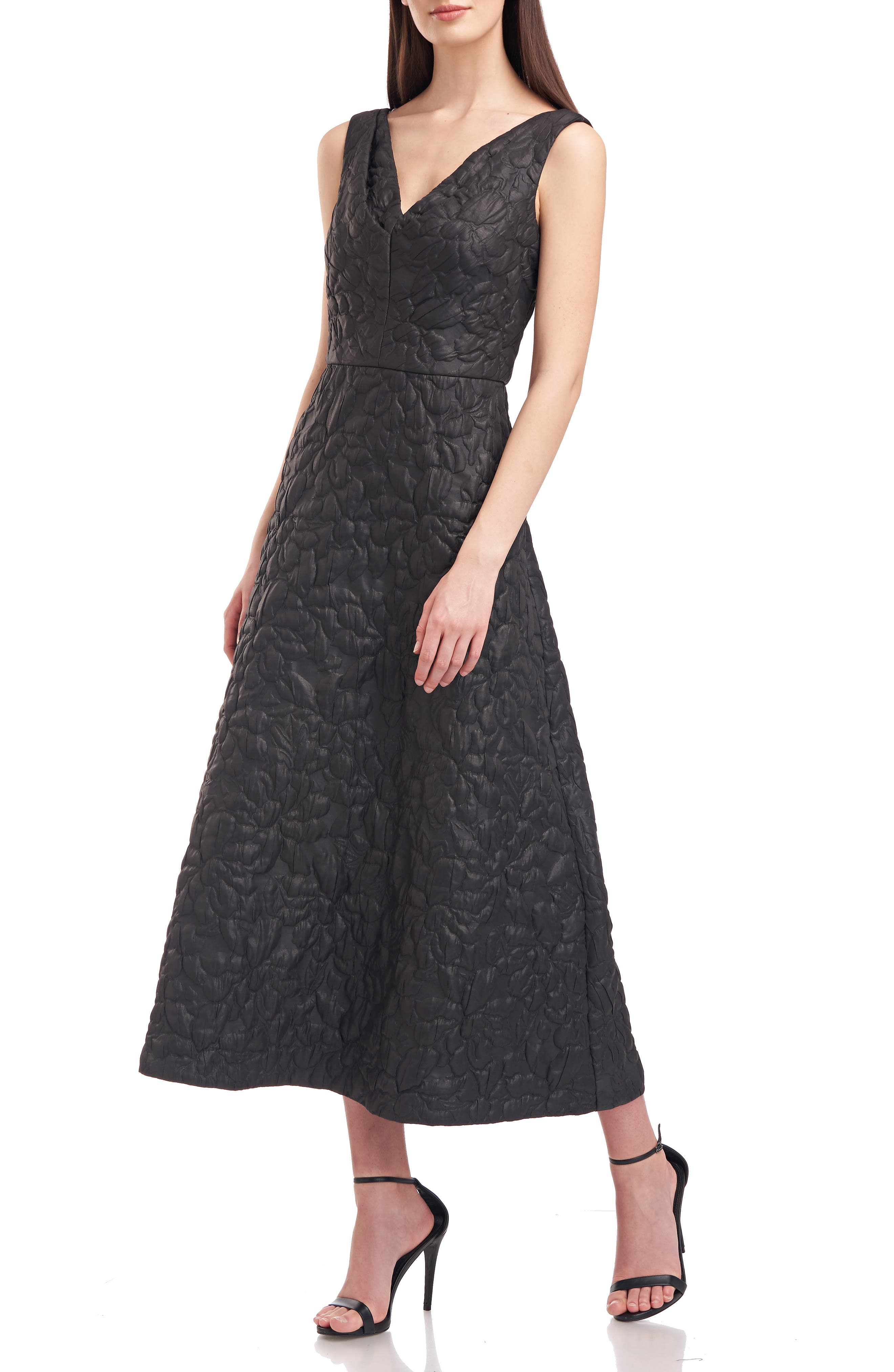 Sloane Quilted Cocktail Dress