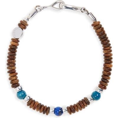 Caputo & Co. Rondelle Bead Bracelet