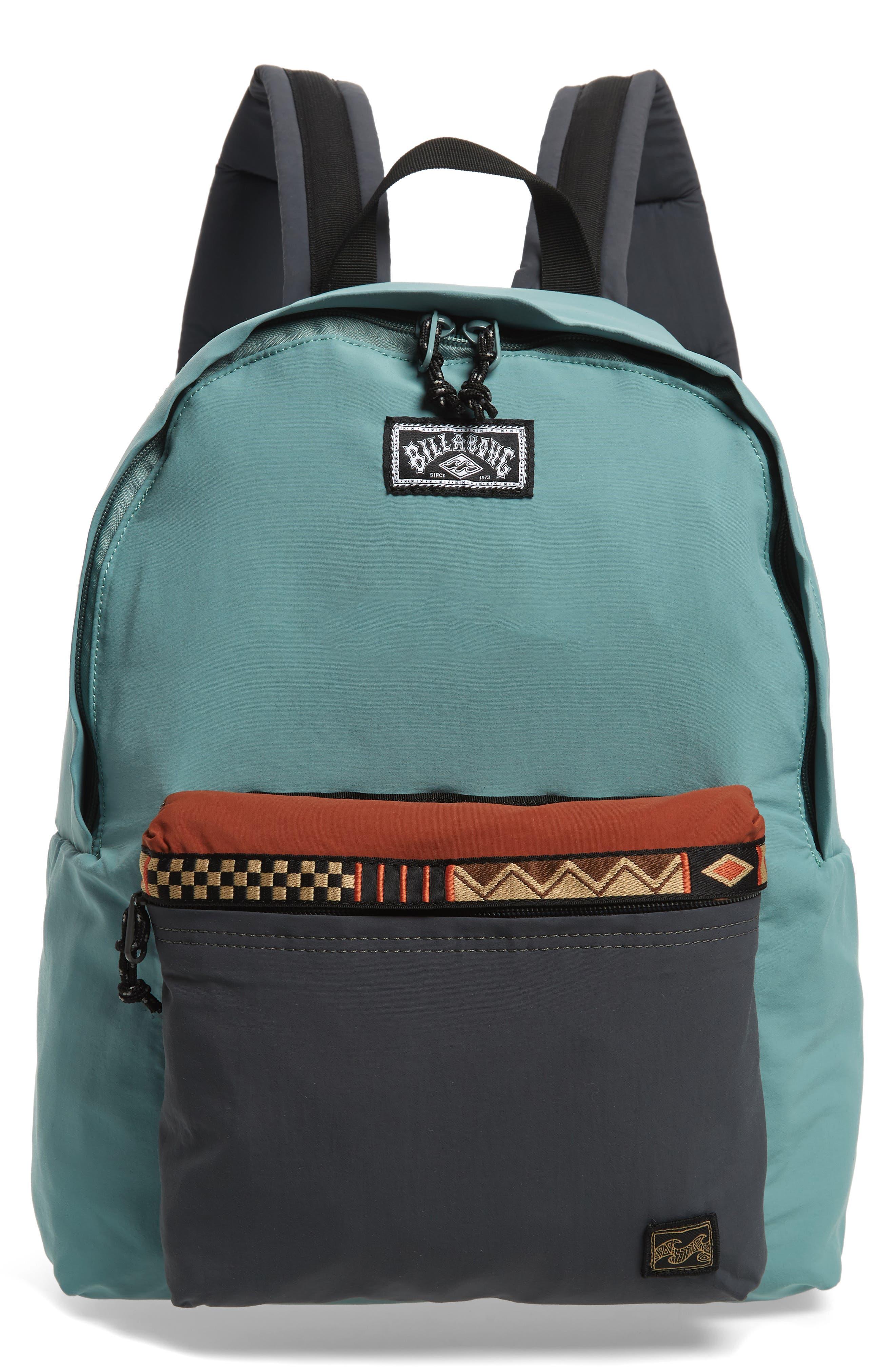 Billabong All Day Atlas Backpack - Green