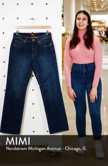 'Santorini' Relaxed Fit Jeans, sales video thumbnail