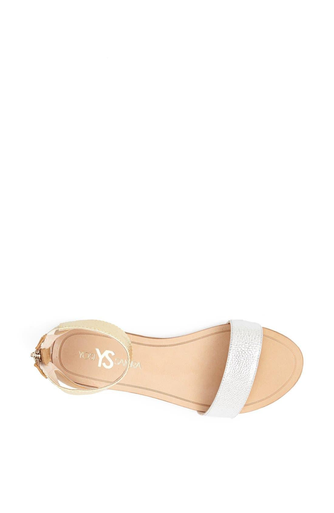 ,                             'Cambelle' Ankle Strap Sandal,                             Alternate thumbnail 12, color,                             040