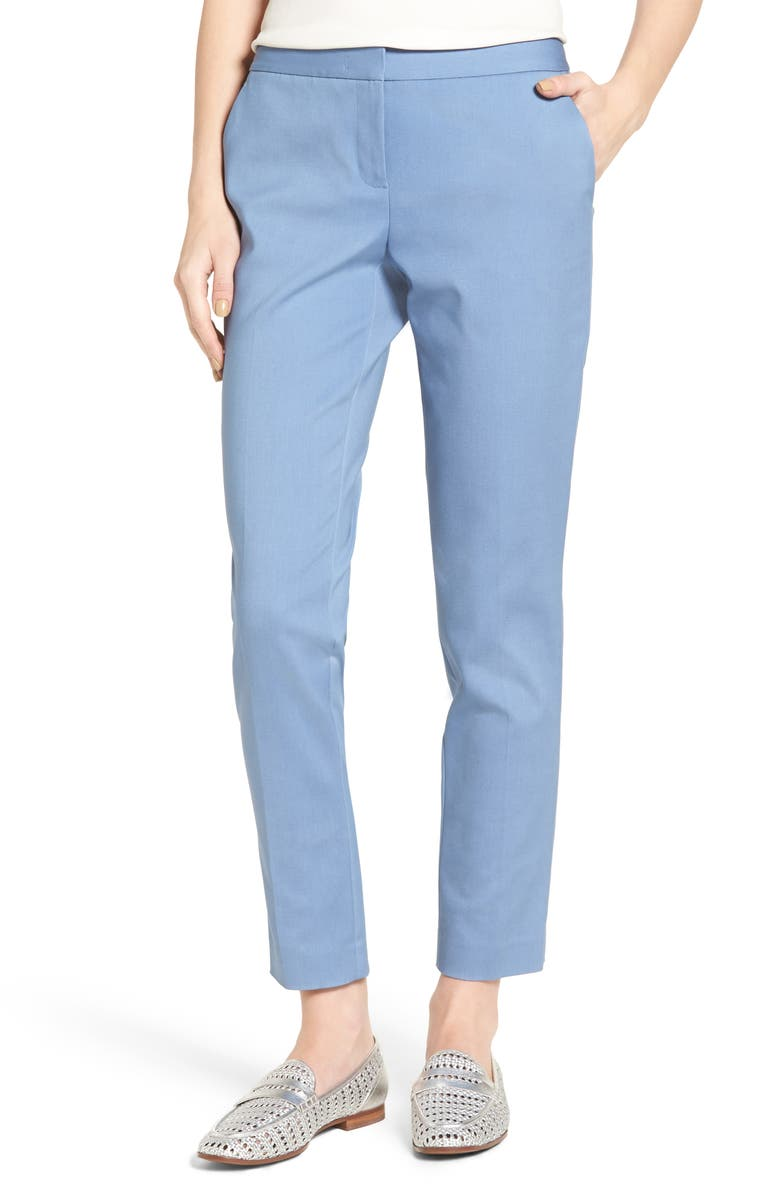 VINCE CAMUTO Slim Ankle Pants, Main, color, 408