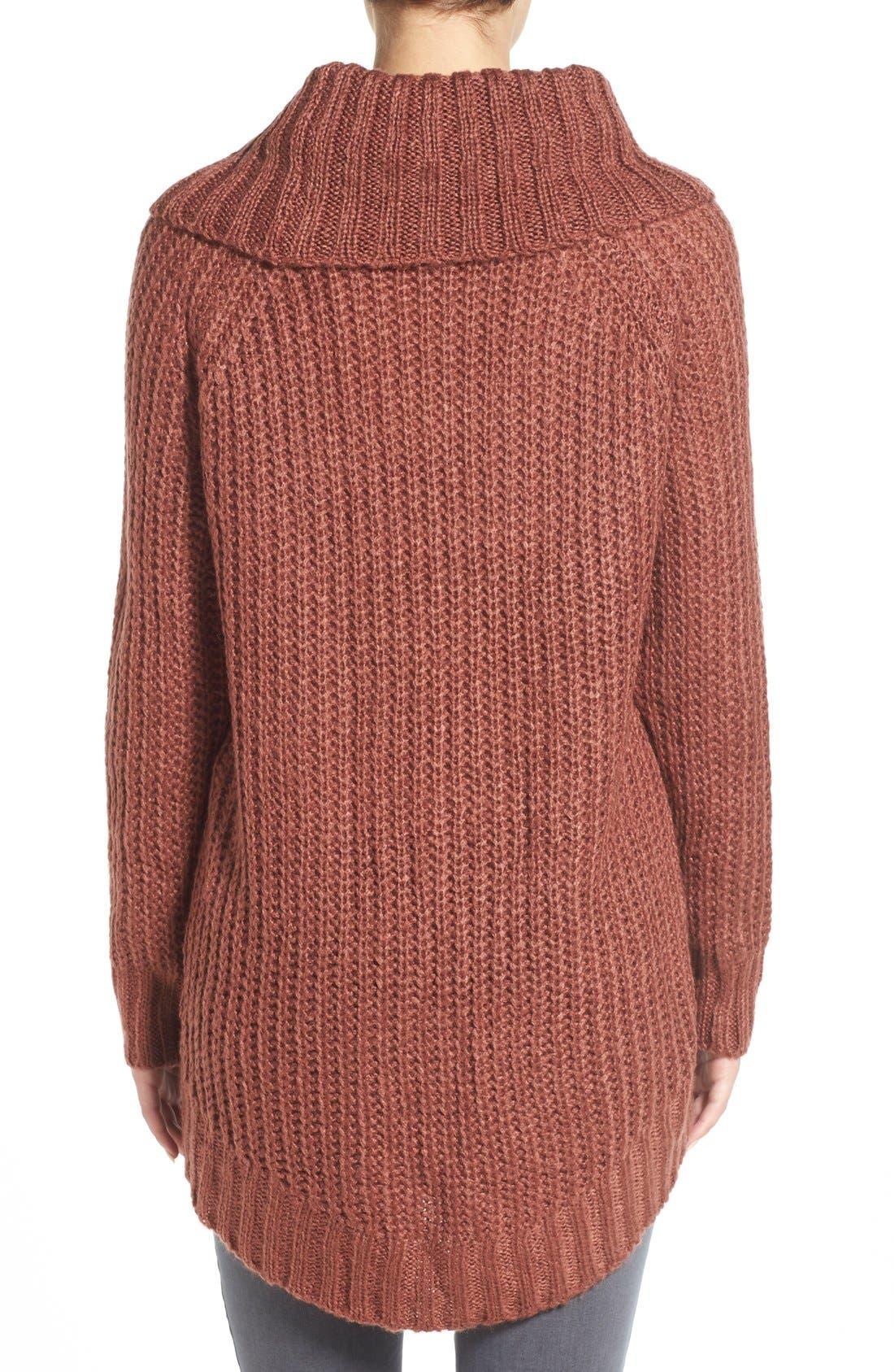 ,                             Cowl Neck Sweater,                             Alternate thumbnail 31, color,                             600