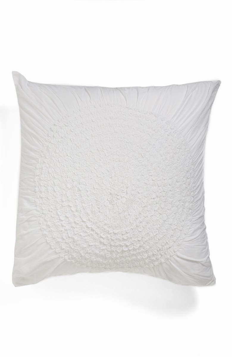 NORDSTROM AT HOME 'Chloe' Euro Sham, Main, color, 100