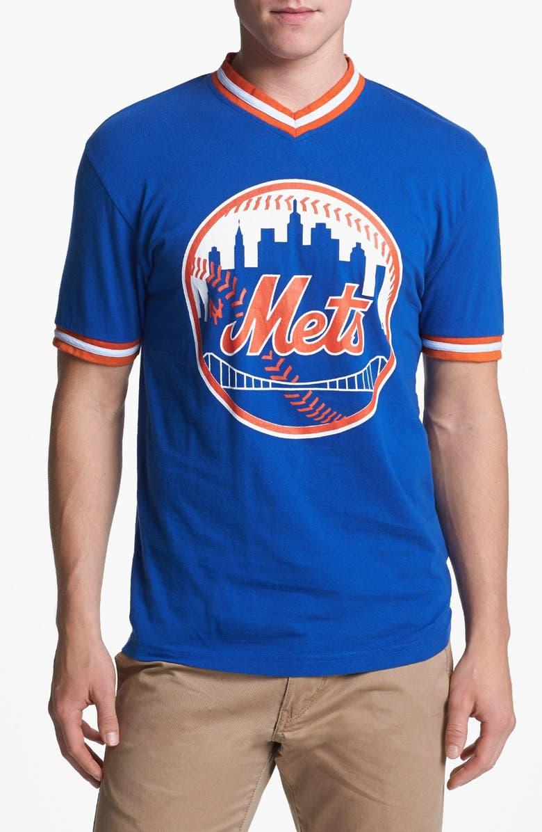online retailer 7abe1 03b1b Wright & Ditson 'New York Mets' V-Neck T-Shirt | Nordstrom