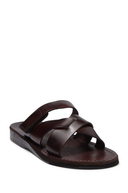 Image of Jerusalem Sandals Philip Leather Sandal