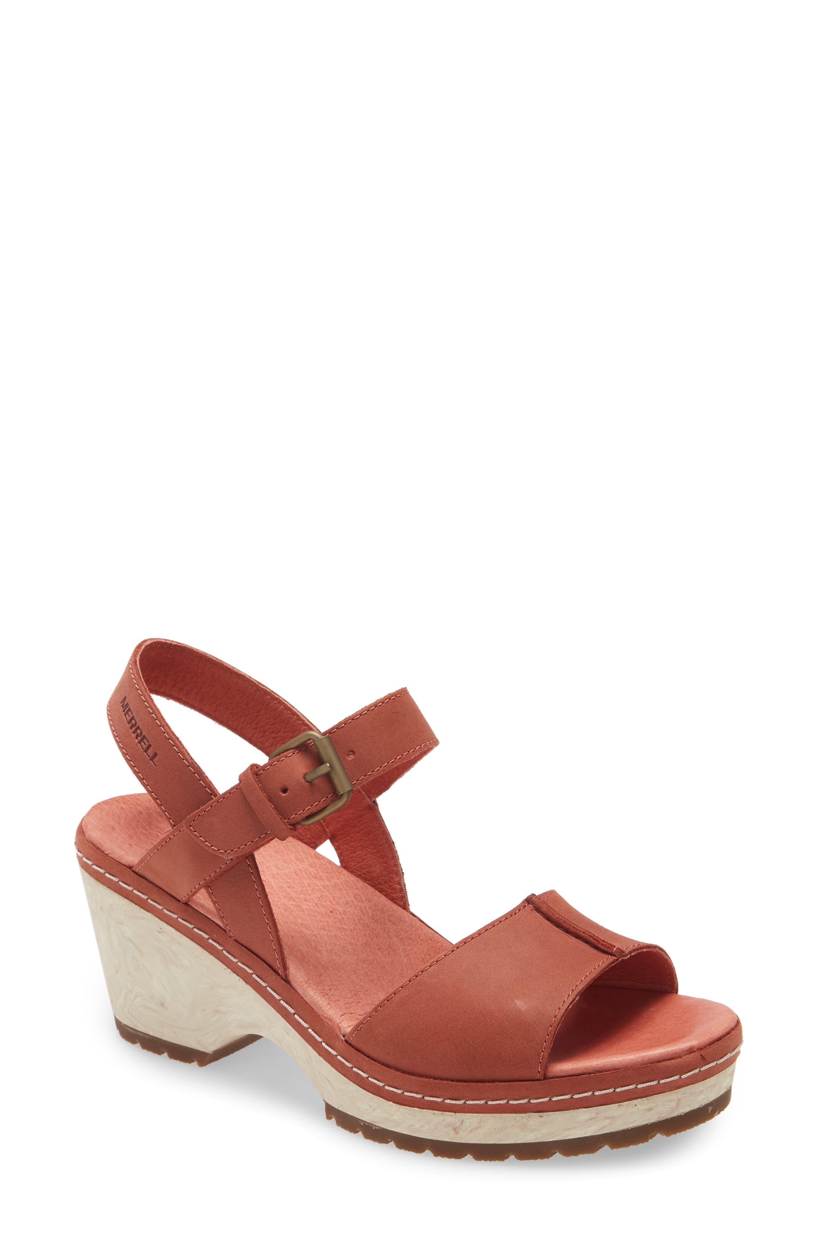 Halendi Platform Sandal