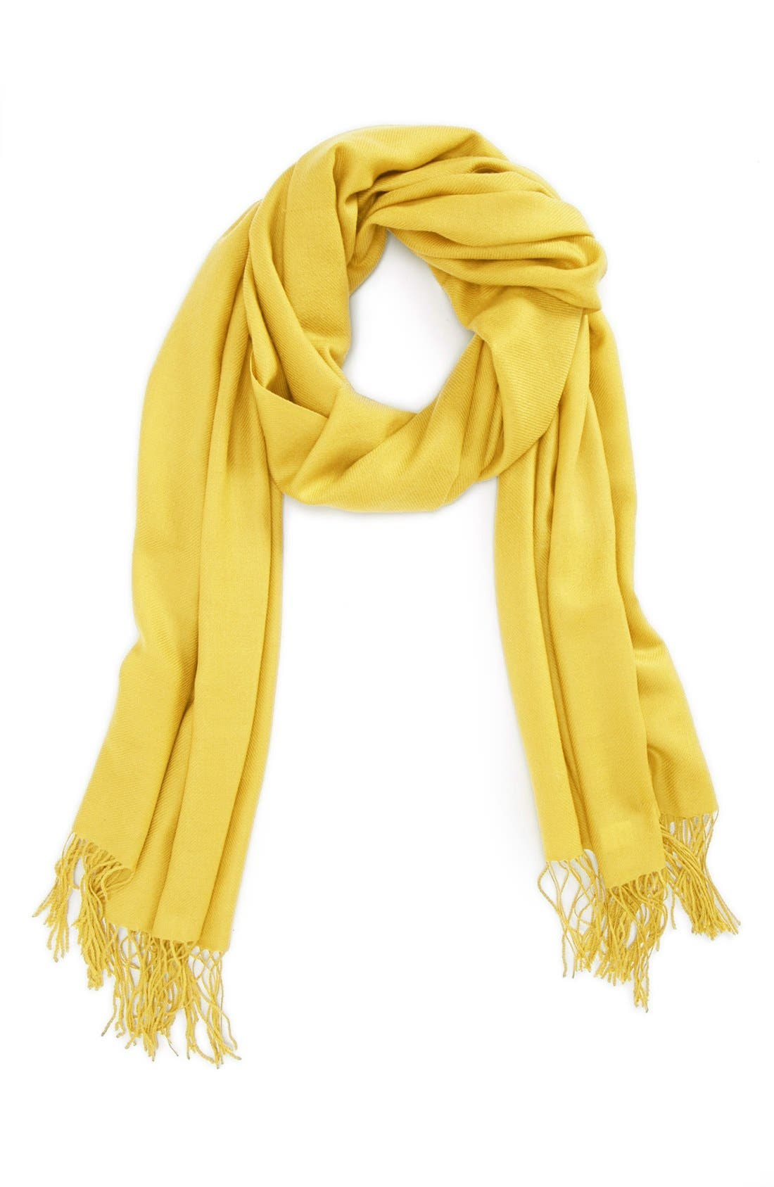 ,                             Tissue Weight Wool & Cashmere Wrap,                             Main thumbnail 198, color,                             703