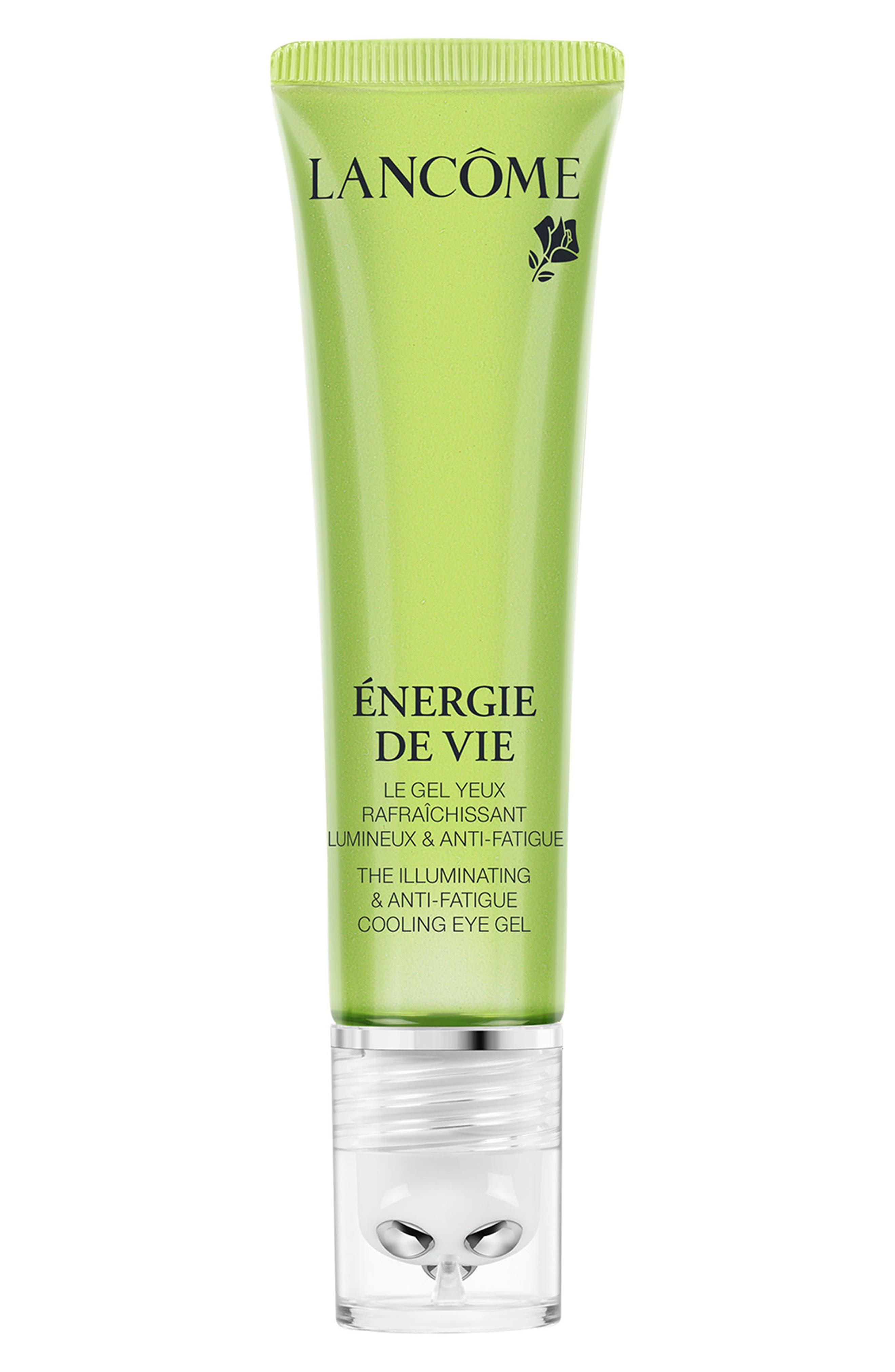 ,                             Energie de Vie The Illuminating & Anti-Fatigue Cooling Eye Gel,                             Main thumbnail 1, color,                             NO COLOR