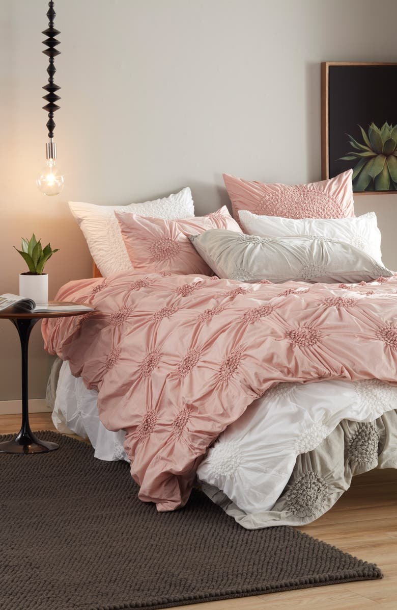 NORDSTROM at Home 'Chloe' Duvet Cover, Main, color, 953
