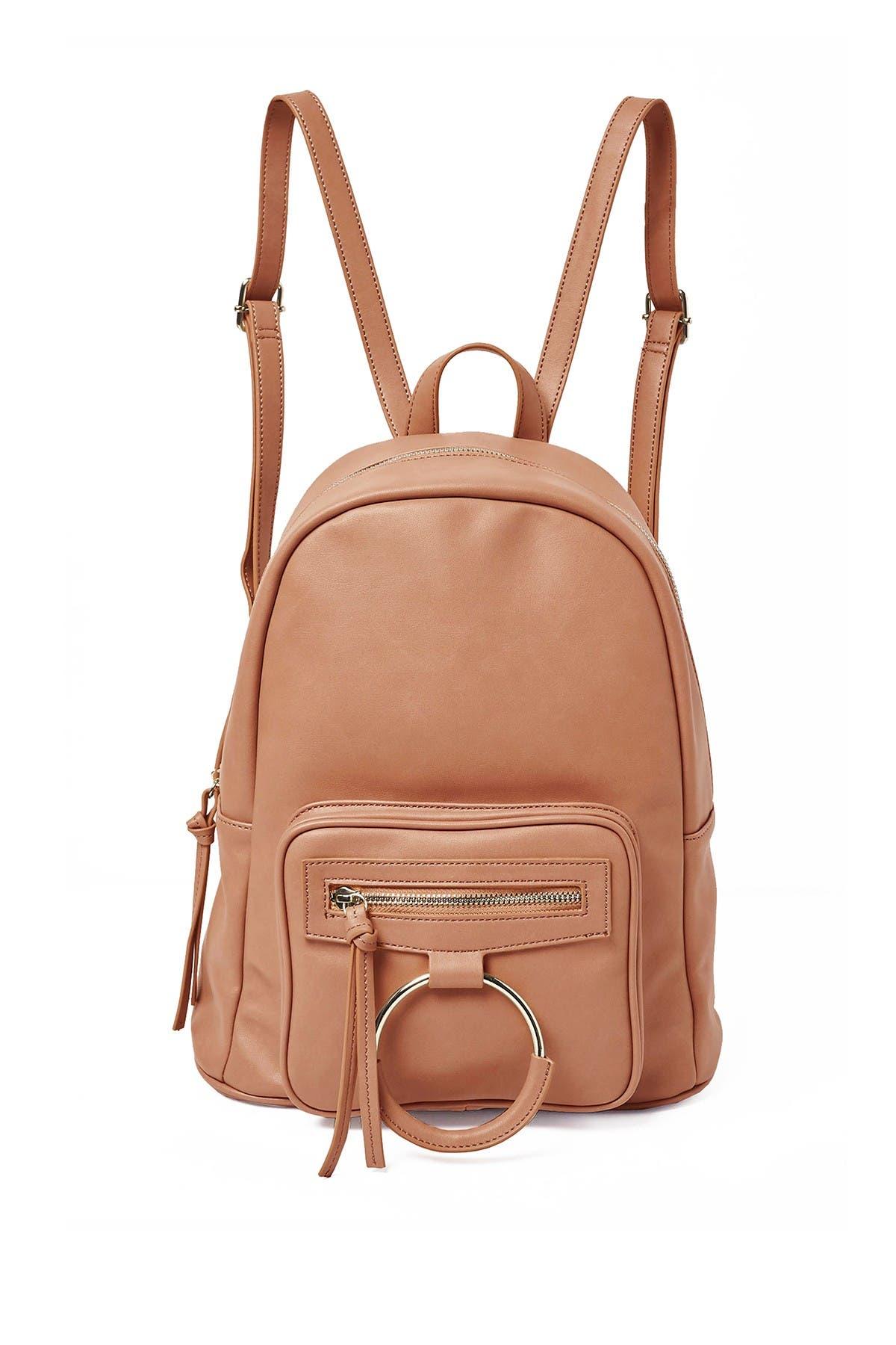 Urban Originals Sublime Vegan Leather Backpack In Nude