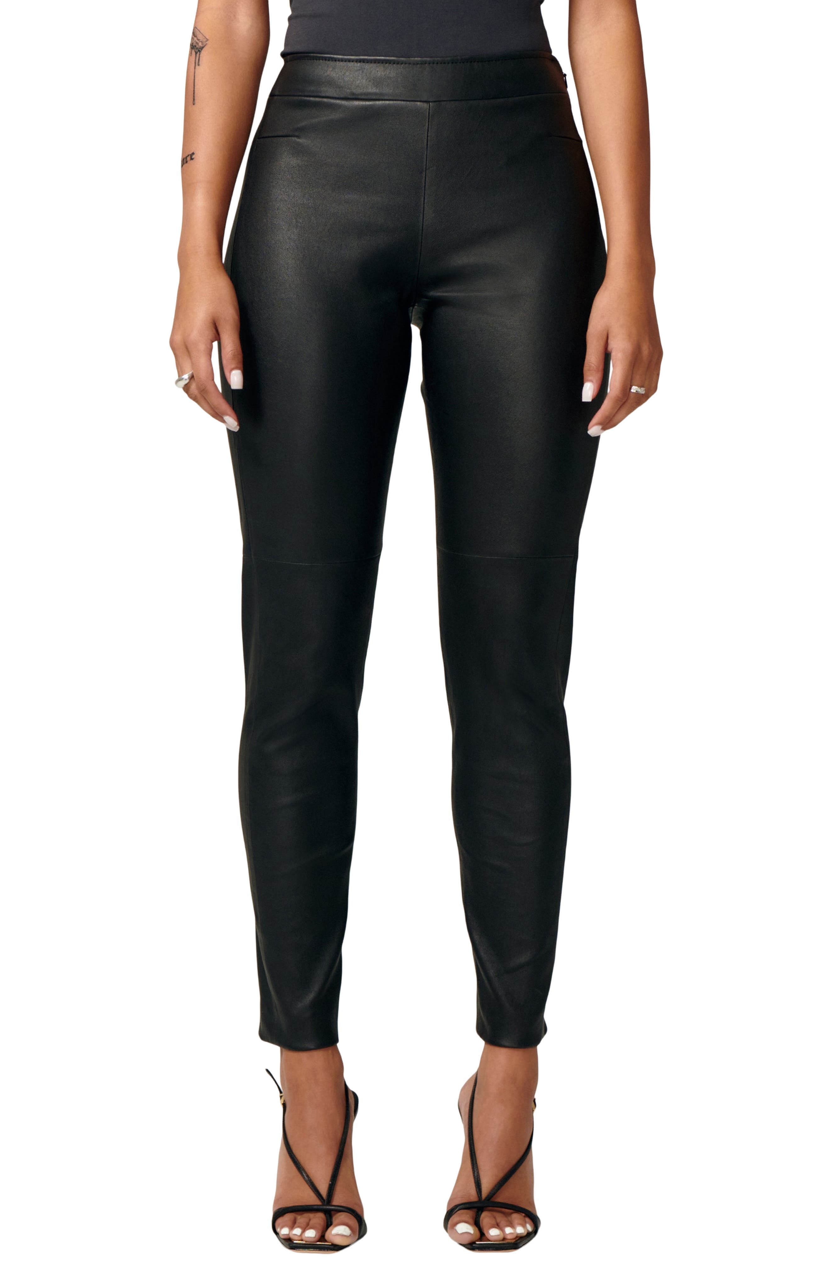 Leader Leather Pants