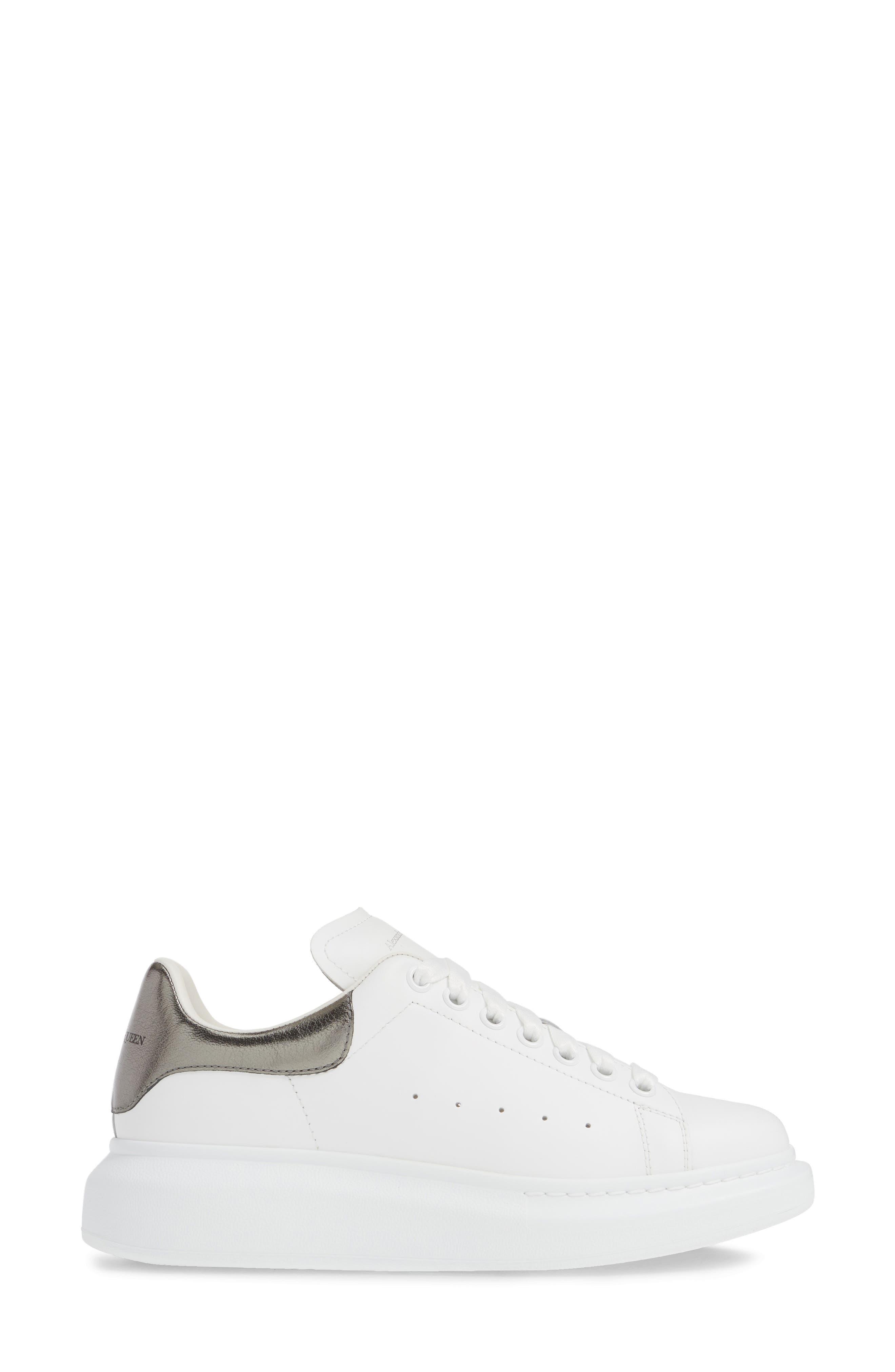 ,                             Sneaker,                             Alternate thumbnail 3, color,                             WHITE/ BLACK PEARL