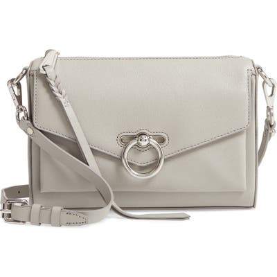 Rebecca Minkoff Jean MAC Convertible Crossbody Bag - Grey