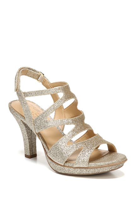 Image of Naturalizer Dianna Strappy Heeled Sandal