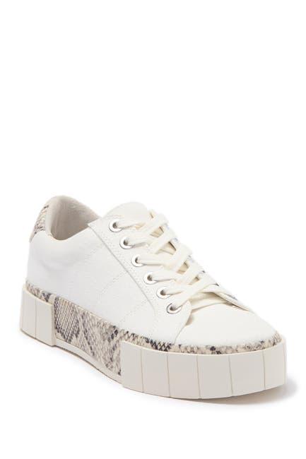 Image of Dolce Vita York Lace-Up Platform Sneaker
