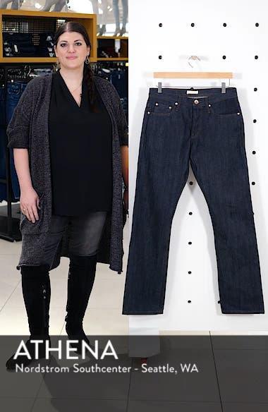 UB301 Straight Leg Raw Selvedge Jeans, sales video thumbnail