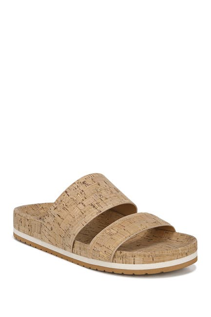 Image of Vince Giana Cork Slide Sandal