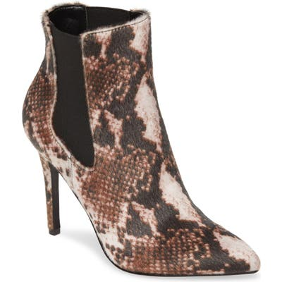 Charles By Charles David Panama Pointy Toe Bootie- Brown