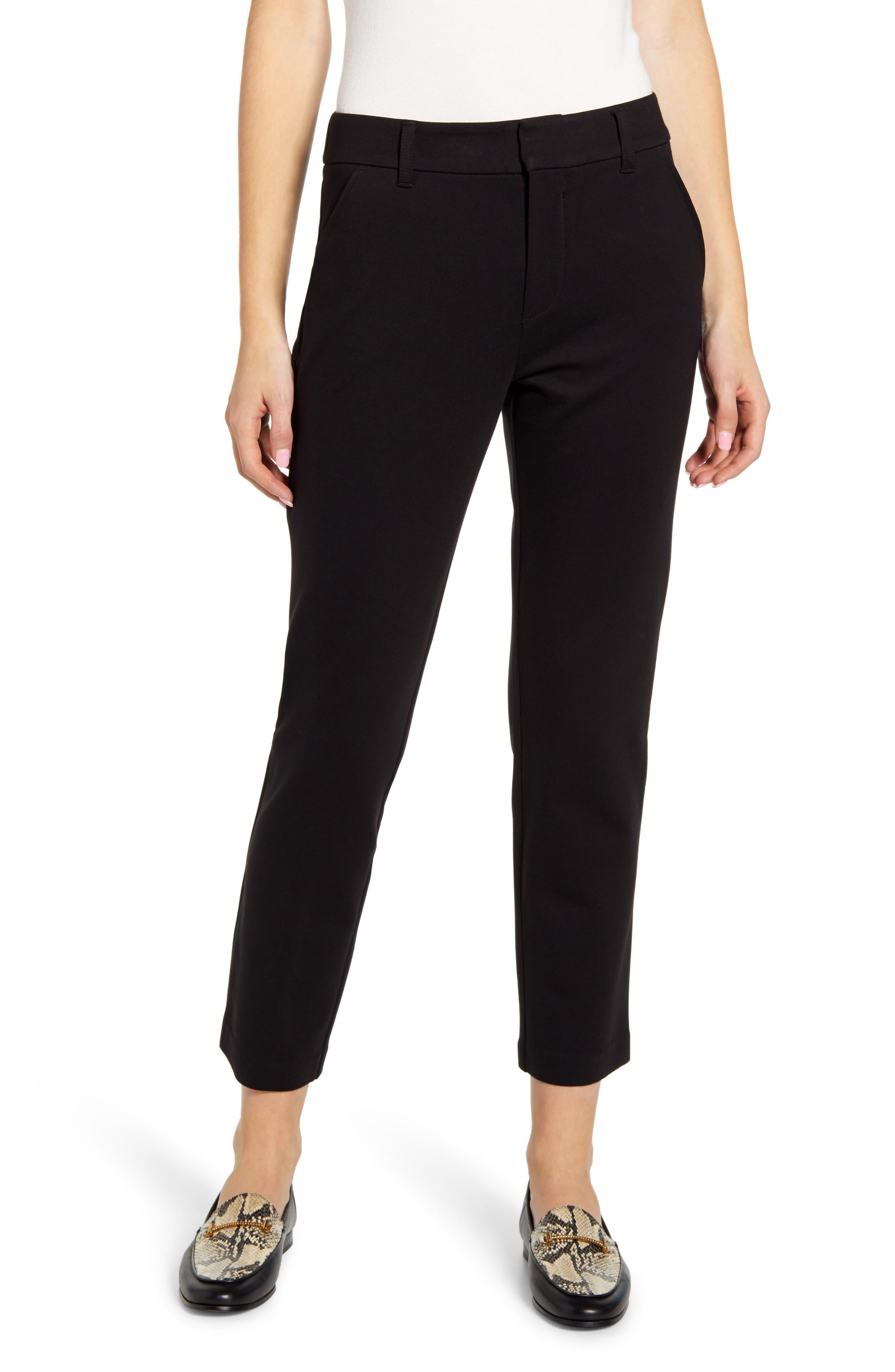 Wit & Wisdom Ab-Solution High Waist Trousers (Regular & Petite)   Nordstrom