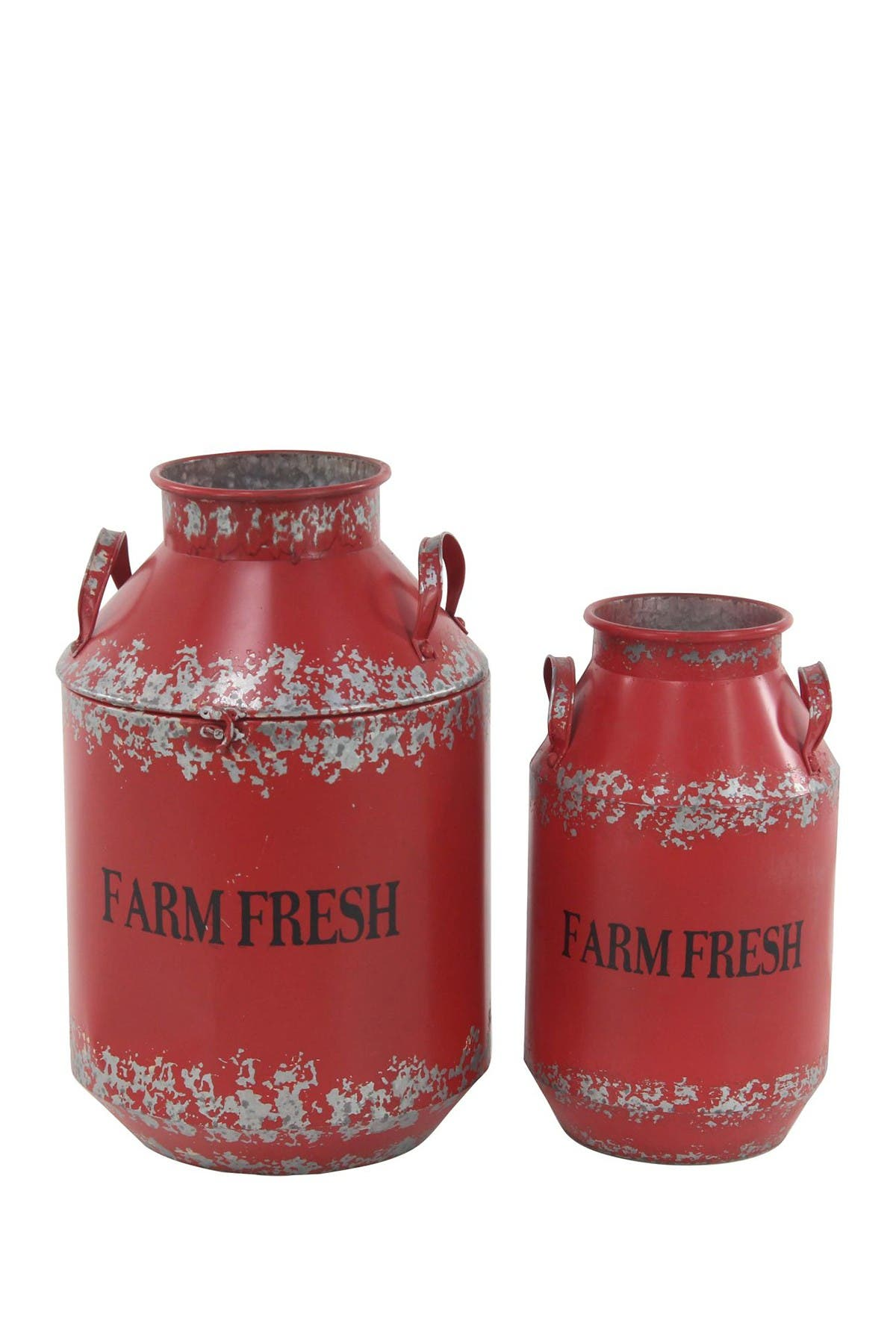 Image of Willow Row Milk Can 2-Piece Set