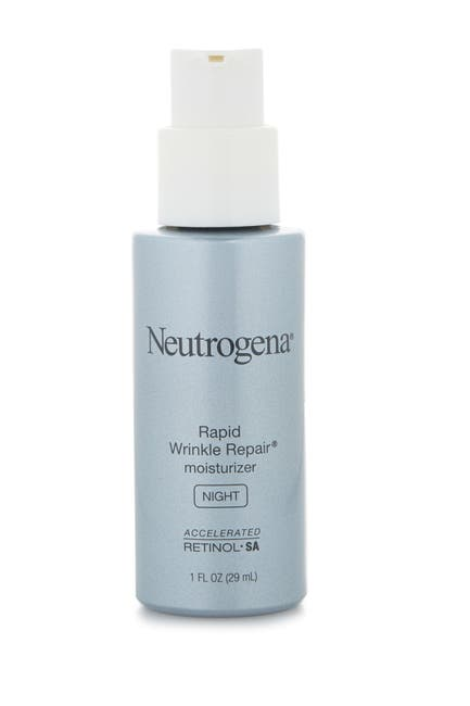 Image of Neutrogena Rapid Wrinkle Repair Retinol Night Cream - 1 fl. oz