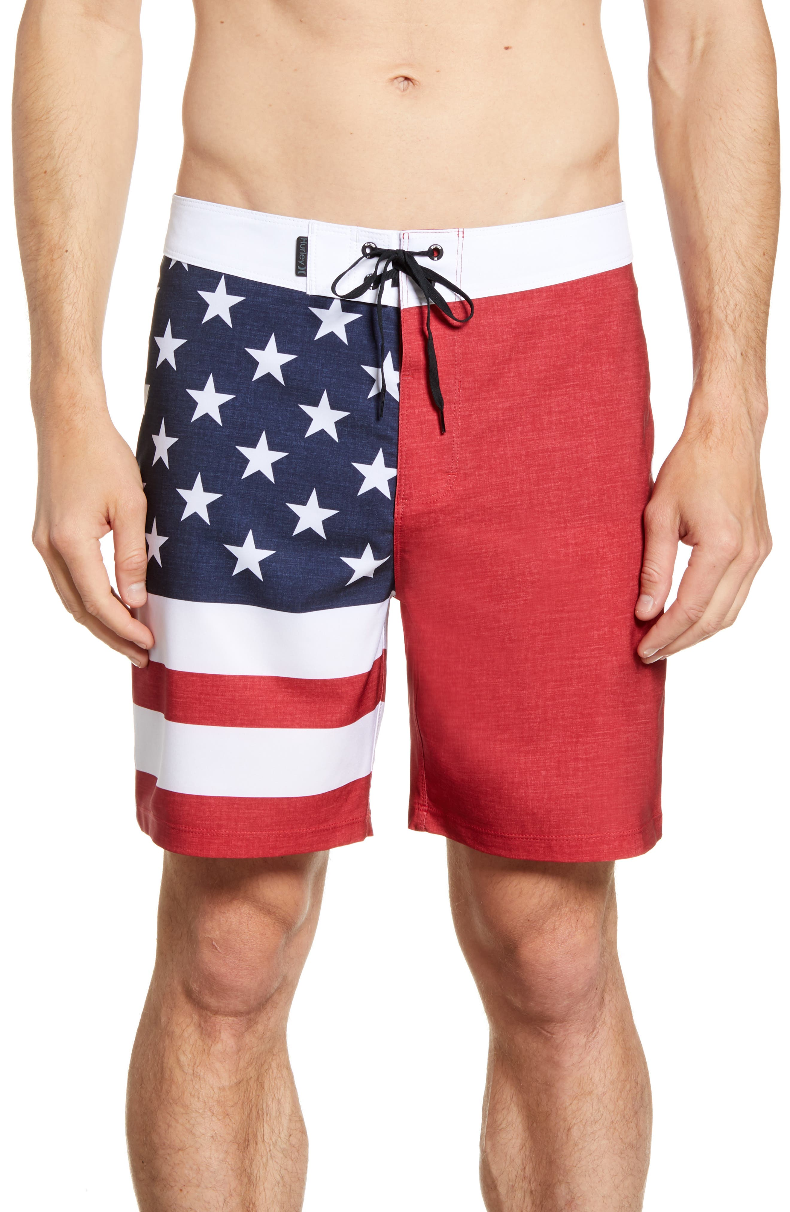 Hurley Phantom Patriot Board Shorts
