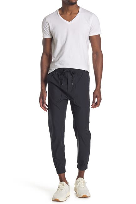 Image of Burnside Drawstring Active Joggers