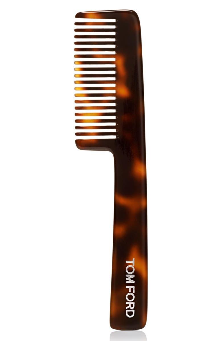 TOM FORD Beard Comb, Main, color, NO COLOR