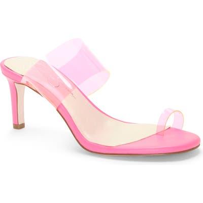 Jessica Simpson Lissah Slide Sandal, Pink