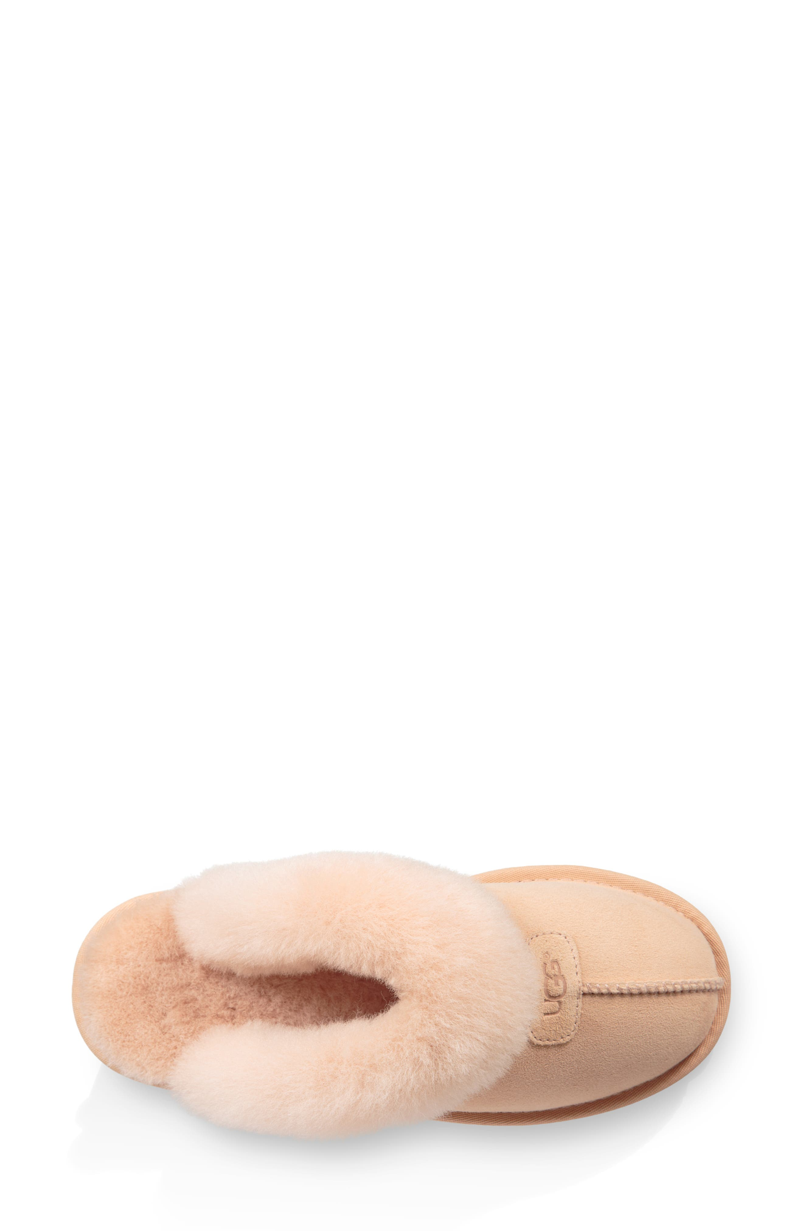 ,                             Genuine Shearling Slipper,                             Alternate thumbnail 86, color,                             652