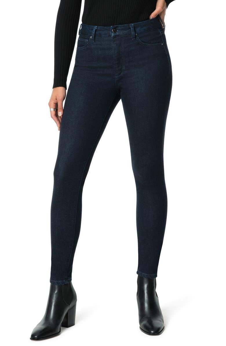 JOE'S The Hi Honey Ankle Skinny Jeans, Main, color, SWEENEY