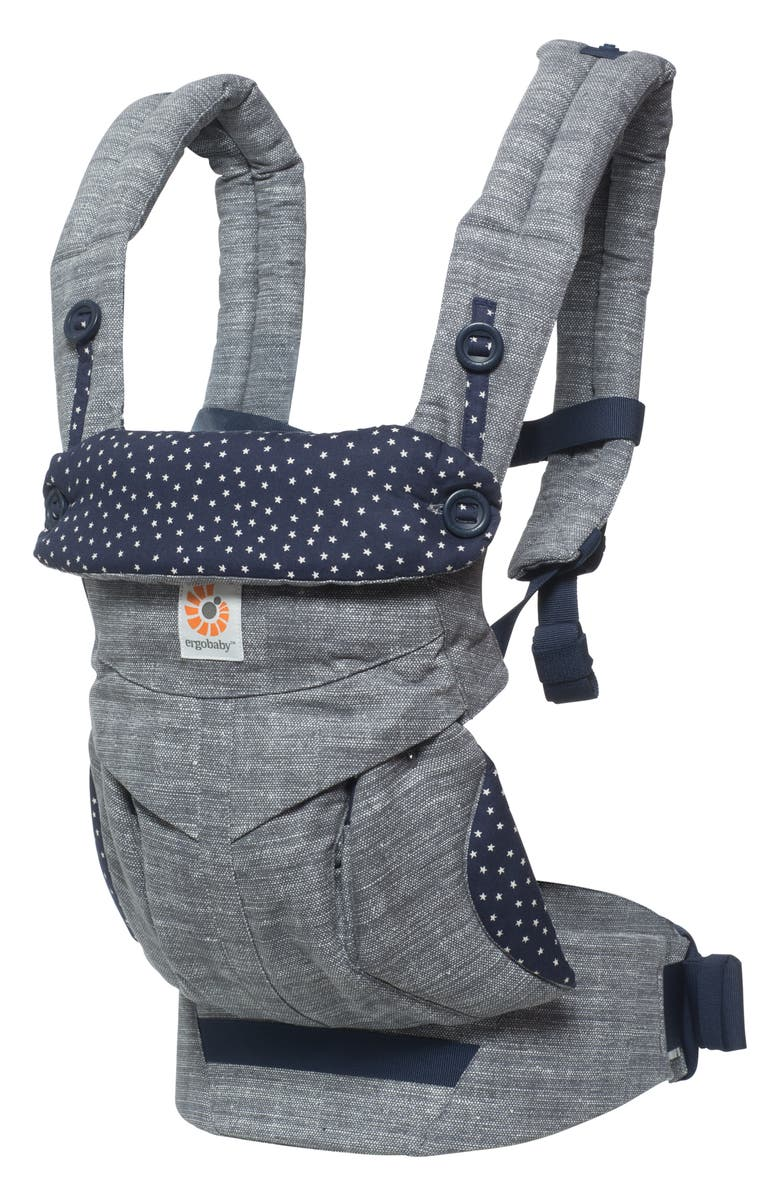 ERGOBABY '360' Baby Carrier, Main, color, STAR DUST