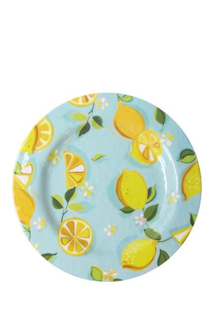 Image of Trina Turk Lemons Salad Plates - Set of 4