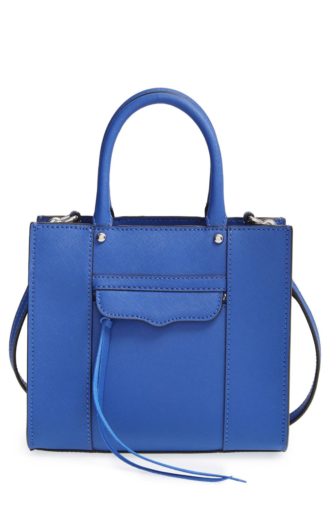 ,                             'Mini MAB Tote' Crossbody Bag,                             Main thumbnail 56, color,                             401