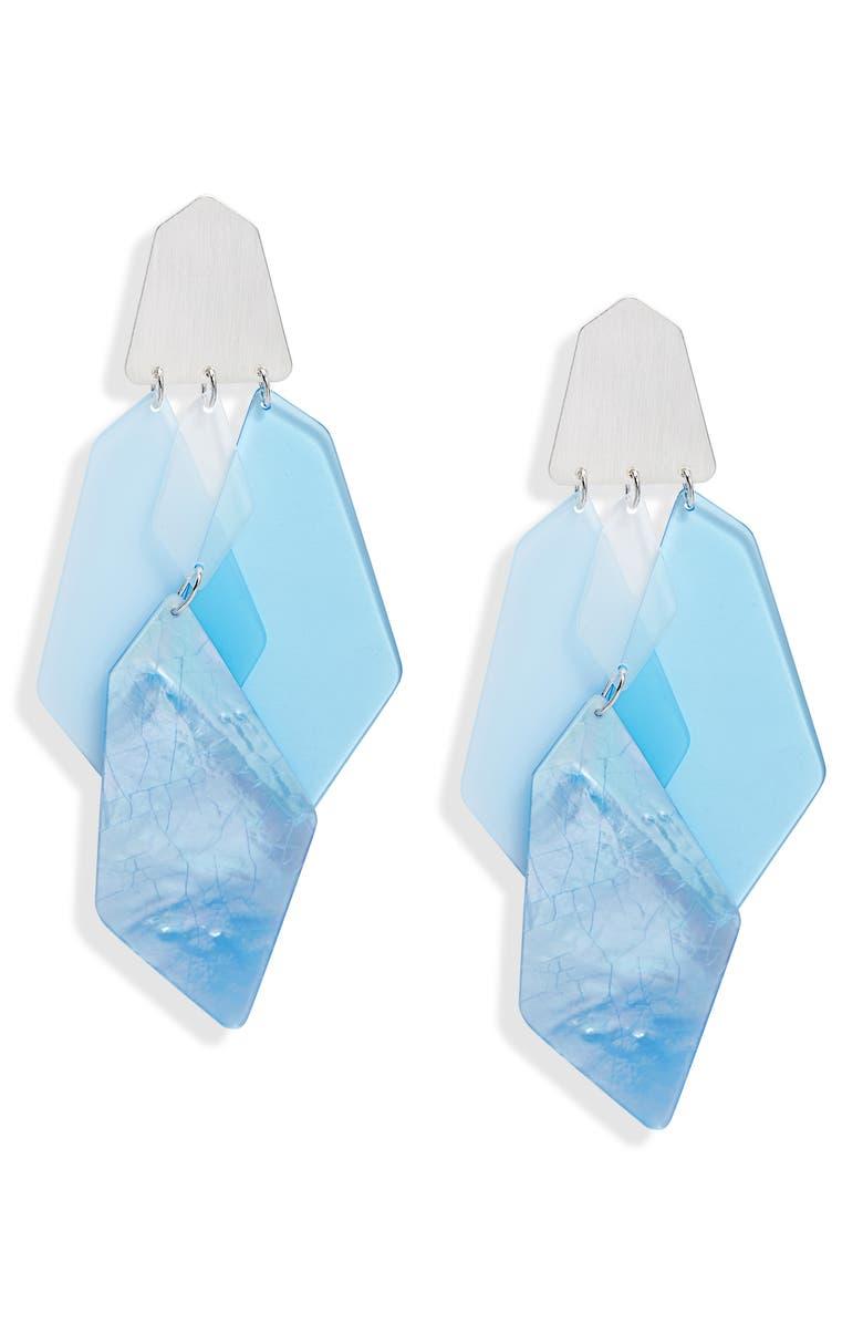 KENDRA SCOTT Gracie Drop Earrings, Main, color, 400