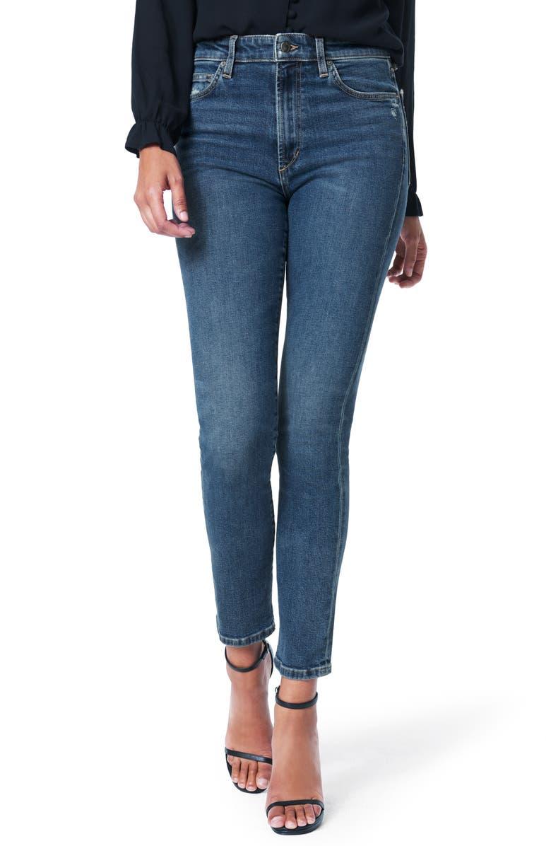 JOE'S The Luna Ankle Jeans, Main, color, LINNAEA