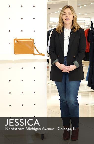 Jumelle Leather Crossbody Bag, sales video thumbnail