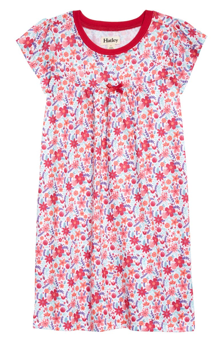 HATLEY Summer Garden Nightgown, Main, color, 650