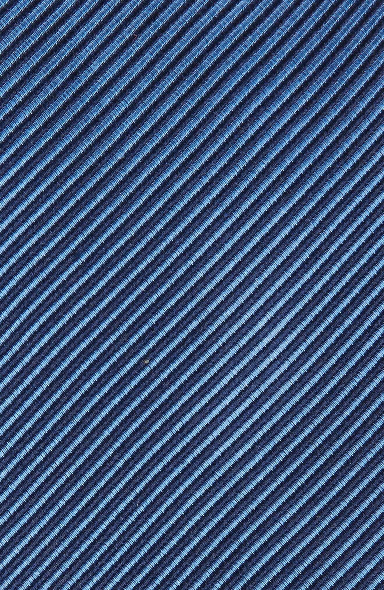 ,                             Stripe Silk Tie,                             Alternate thumbnail 4, color,                             432