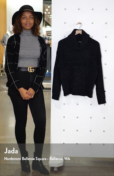 Velvet Morning Turtleneck Sweater, sales video thumbnail