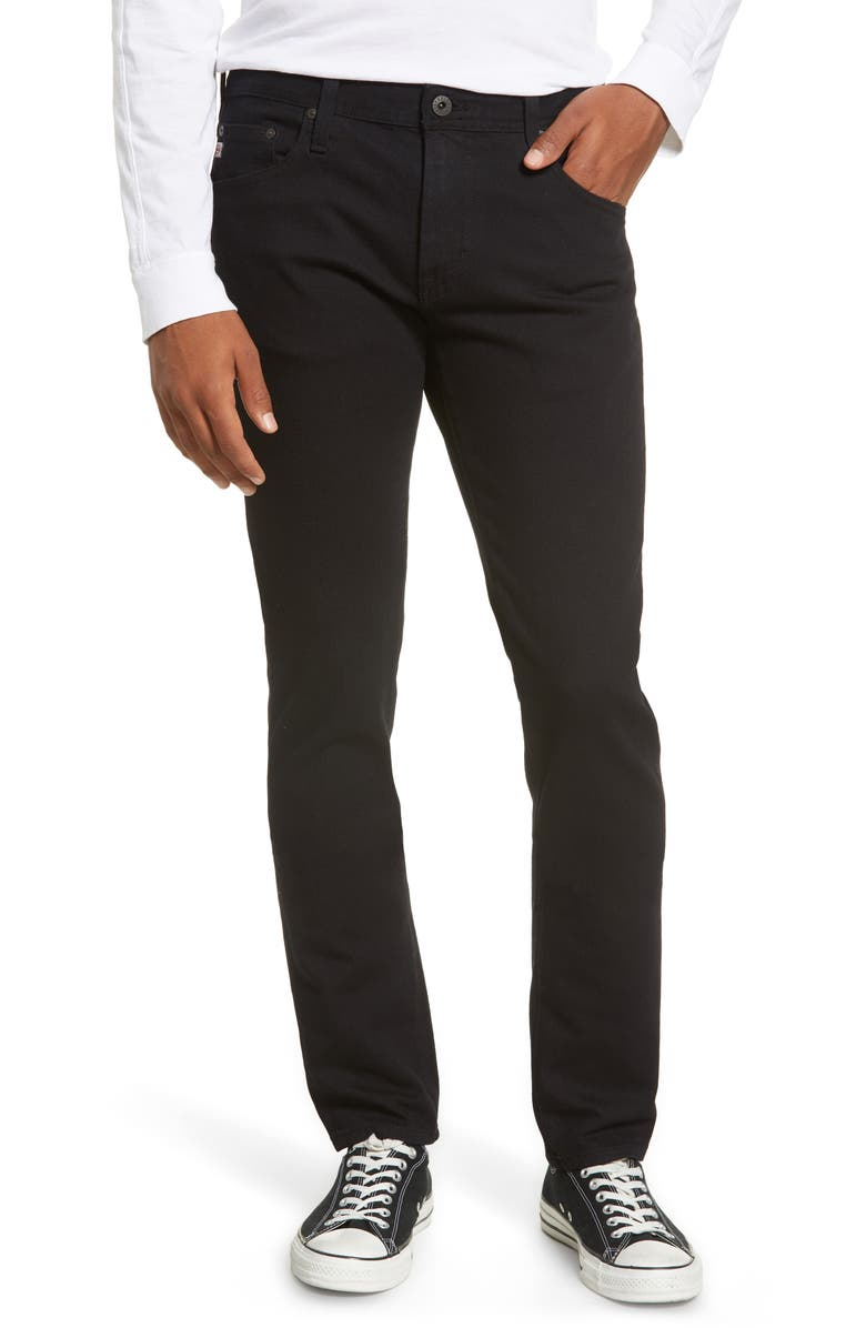 AG Dylan Skinny Fit Jeans, Main, color, MASS