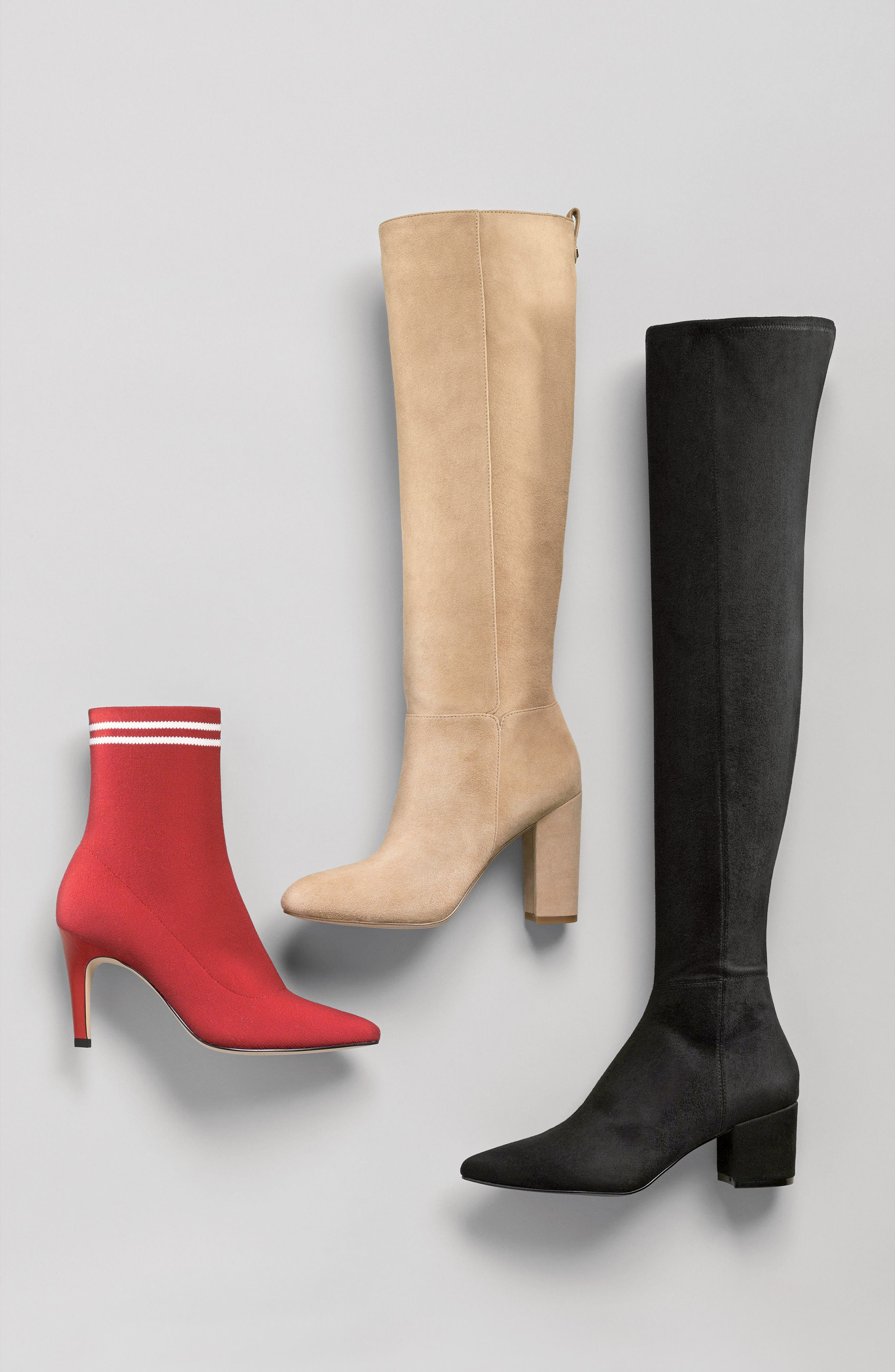 ,                             Caprice Knee-High Boot,                             Alternate thumbnail 7, color,                             250