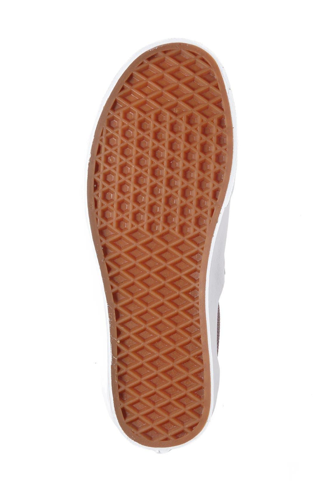 ,                             Classic Slip-On Sneaker,                             Alternate thumbnail 381, color,                             601