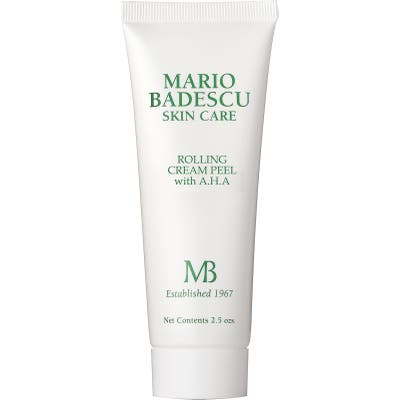 Mario Badescu Rolling Cream Peel With A.h.a oz